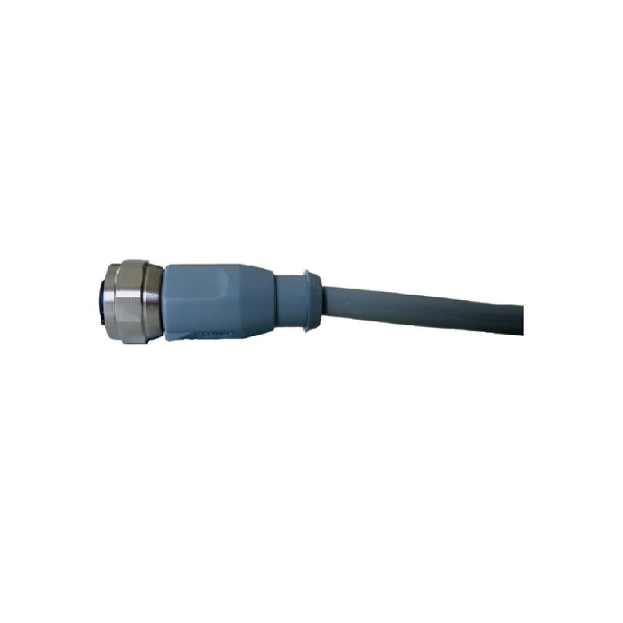 Cable M12 to Blunt Cut 10m length