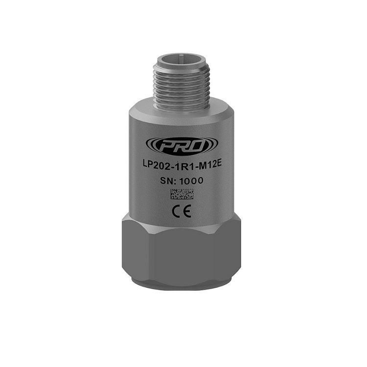 M/LP202-1R1-M12E 0-25.4mm/s FS 4-20mA vibration transmitter