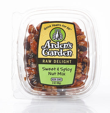 Sweet&Spicy Nuts 12 oz