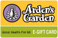 Arden's Garden eGift Card - ONLY VALID FOR THE ONLINE SHOP