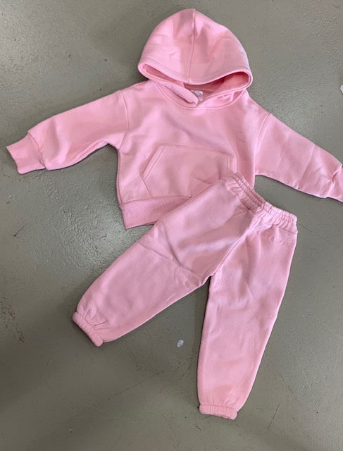 ARBY N OPAL TODDLER SUIT PINK