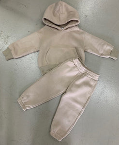ARBY N OPAL TODDLER SUIT CARAMEL