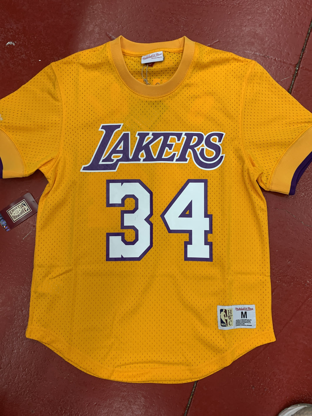 MNS LAKER NAME N NUM ONEAL 19040