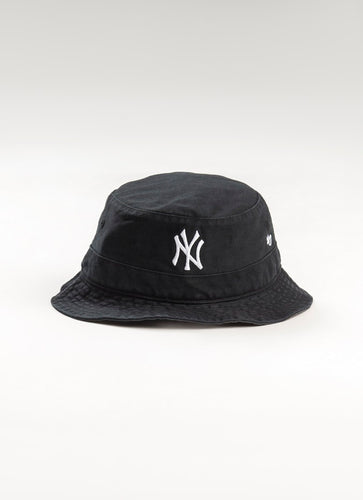 47 NEW YORK YANKEES BUCKET HAT BLK