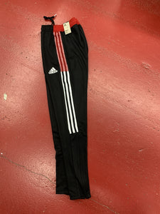 ADIDAS TIRO PANTS BLK/RED GJ9867
