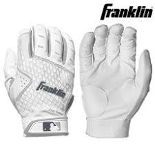 FRANKLIN  21166 2ND SKINZ BATTING GLOVES