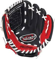 RAWLINGS PLAYER SERIES 9 INCH RED/BLK