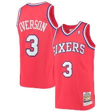 MNN IVERSON 3 RED