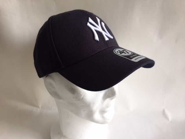 47 New York MVP Yankees Cap Navy/White