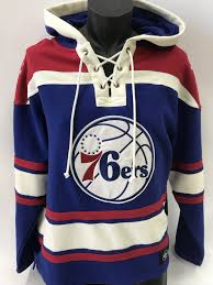 LACER HOOD 76ERS