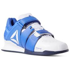 REEBOK LEGACY LIFTER WHITE/ROYAL