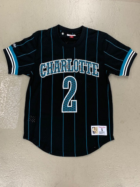 MNS CREW NAME AND NUMBER CHARLOTTE HORNETS