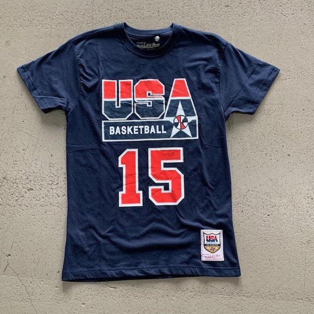 MNS DREAM TEAM TEE NAVY