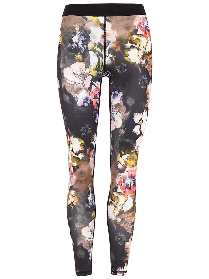 Printed Tights (fairy forest)