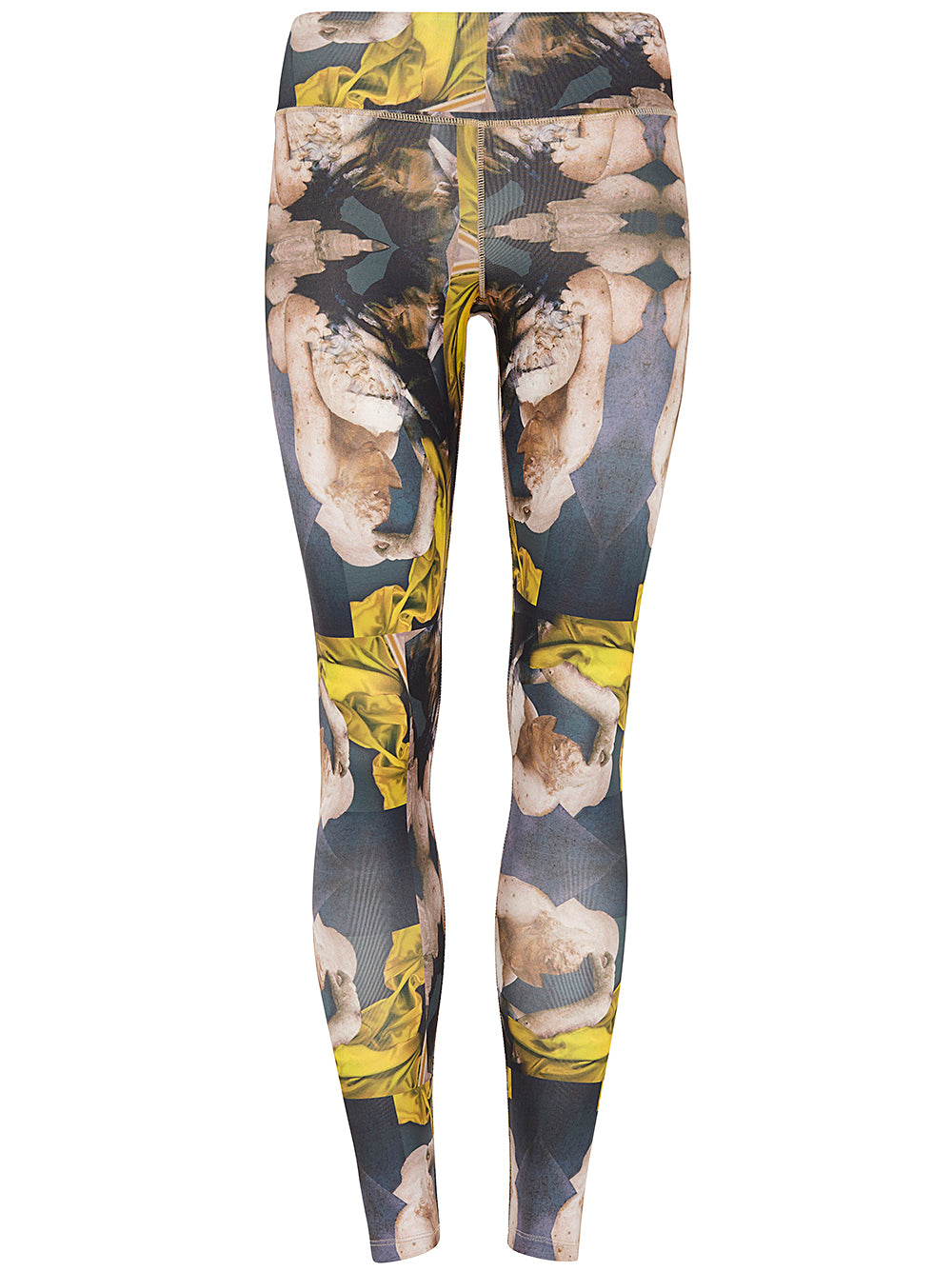 Fancy Legging (renaissance print)