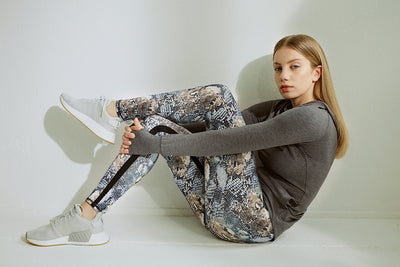Printed Tights (virtual snake)