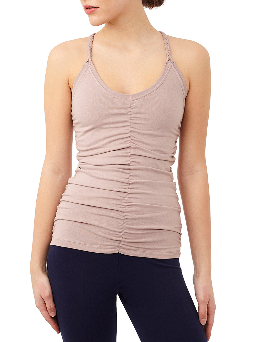 Cable Yoga Top (earth)