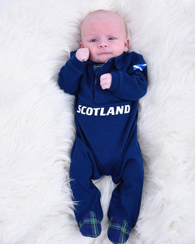 Official Scottish Rugby Baby Wear now in stock!