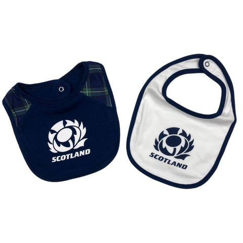 Scotland Rugby Baby Bibs