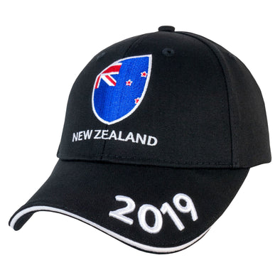 Rugby World Cup 2019 Baseball Cap | New Zealand