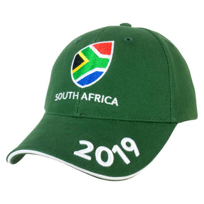 Rugby World Cup 2019 Baseball Cap | South Africa