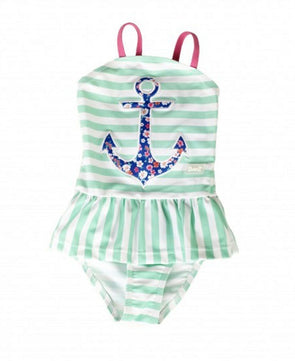 Banz Girls UV Swimsuit | Anchor