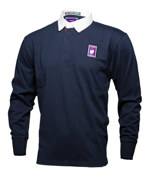 6 Nations Kids Long Sleeve Rugby Shirt