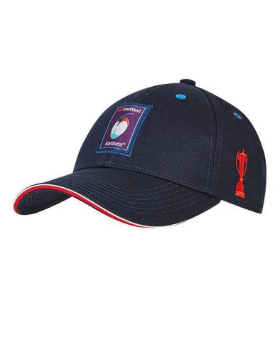 6 Nations Rugby Classic Baseball Cap - Kids