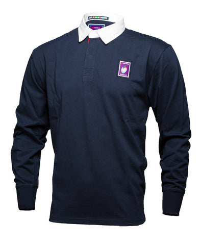 6 Nations Baby/Toddler Long Sleeve Rugby Shirt