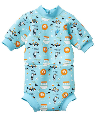 Splash About New Happy Nappy Wetsuit - Noah's Ark