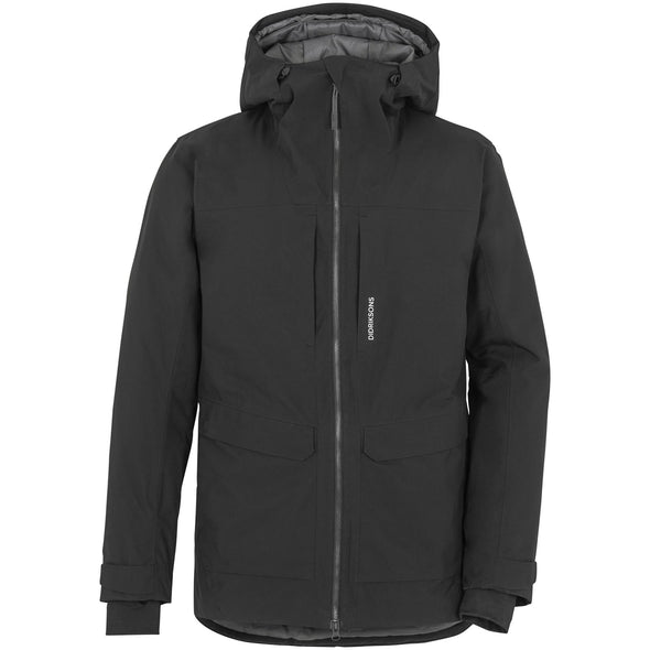 Didriksons Dale Mens Jacket | Black