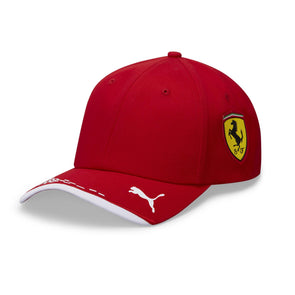 Scuderia Ferrari Puma Replica Team Baseball Cap | 2020 | Adult