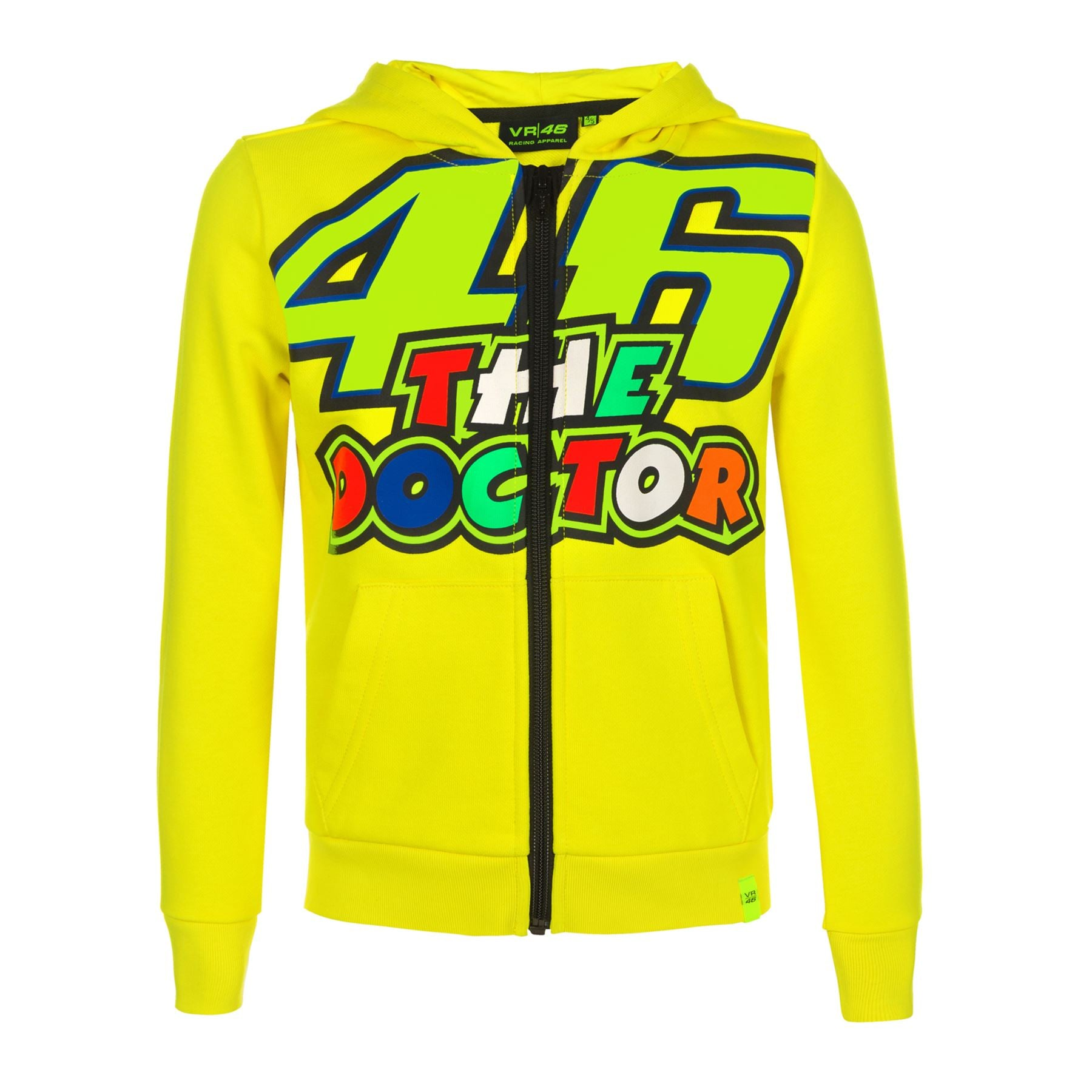 685e2637e Motogp Valentino Rossi Kids The Doctor Hoodie 2019 Sportbaby