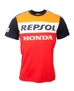 Repsol Honda Men's T-shirt - Red - 2018