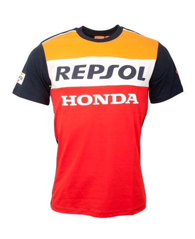 Repsol Honda Kids T-Shirt - Red - 2018