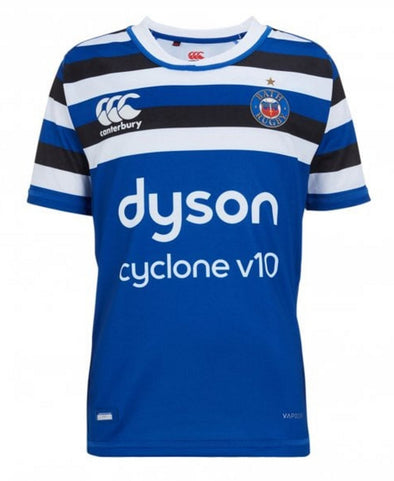 Canterbury Bath Rugby Home Pro Shirt - Junior