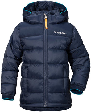 Didriksons Laven Thermal Padded Jacket - Navy