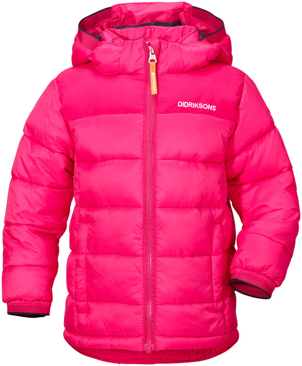 Didriksons Laven Thermal Padded Jacket - Warm Cerise