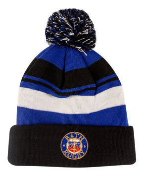 Canterbury Bath Rugby Bobble Hat - Adult