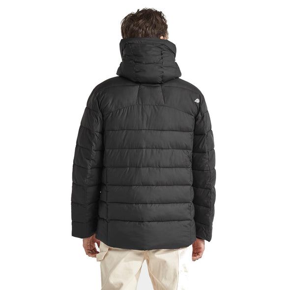 Didriksons Paul Mens Puffa Parka | Black