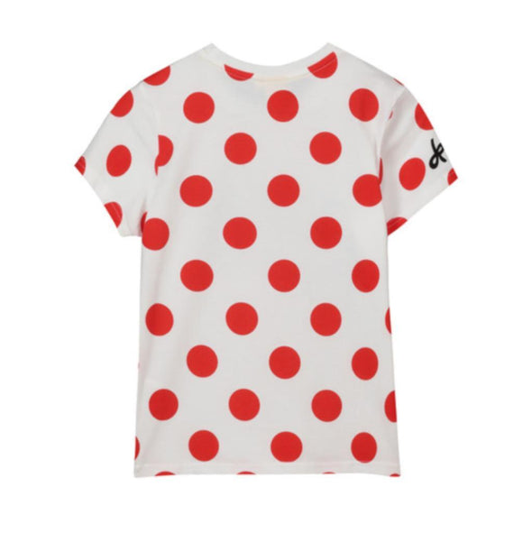 Tour de France Kid's King of the Mountains T-Shirt | Polka | 2019