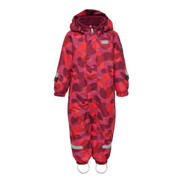 LEGO Wear Julian Toddler/Infant Snowsuit | Dark Pink