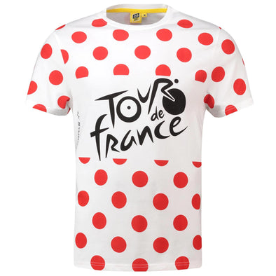 Tour de France Men's King of the Mountains T-Shirt | Polka | 2020