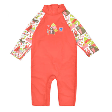 Splash About Toddler 3/4 Length UV Sunsuit | Into The Woods