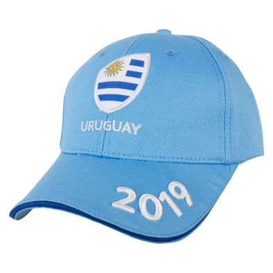 Rugby World Cup 2019 Baseball Cap | Uruguay
