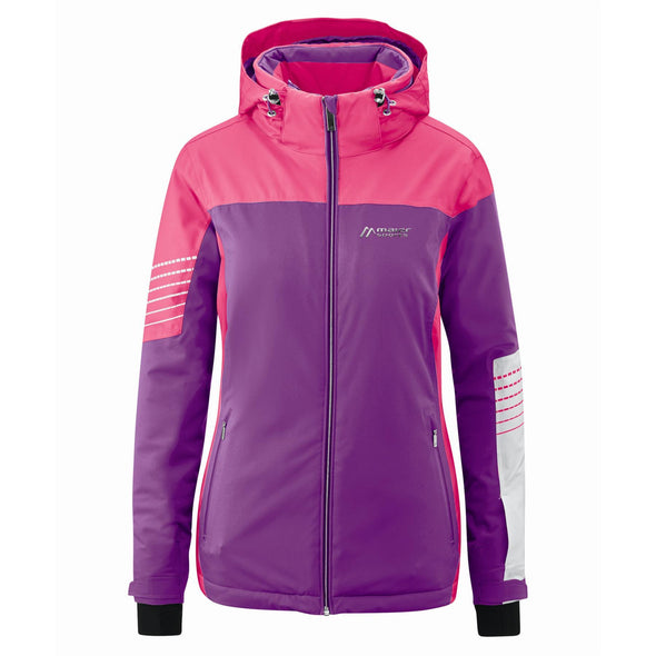 Maier Sports Caldonazzo Women's Ski Jacket | Sparkling Grape