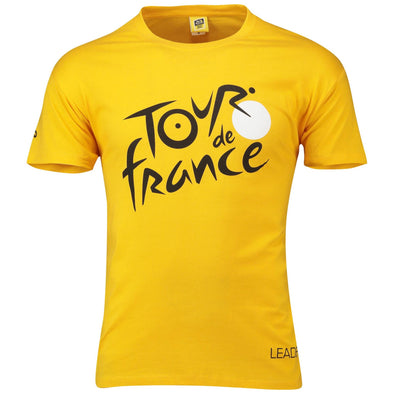 Tour de France Men's Leader T-Shirt | Yellow | 2020