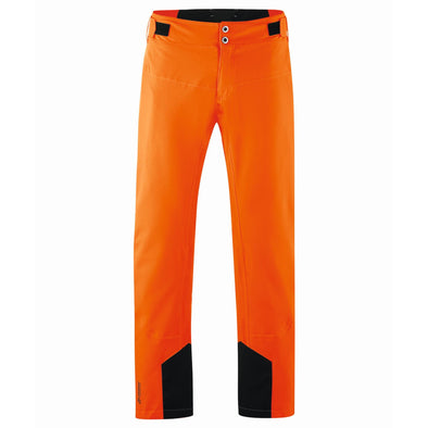 Maier Sports Neo M Men's Ski Pants | Regular Fit | Shocking Orange