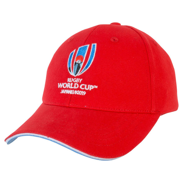 Rugby World Cup 2019 Core Baseball Cap | Red | One Size