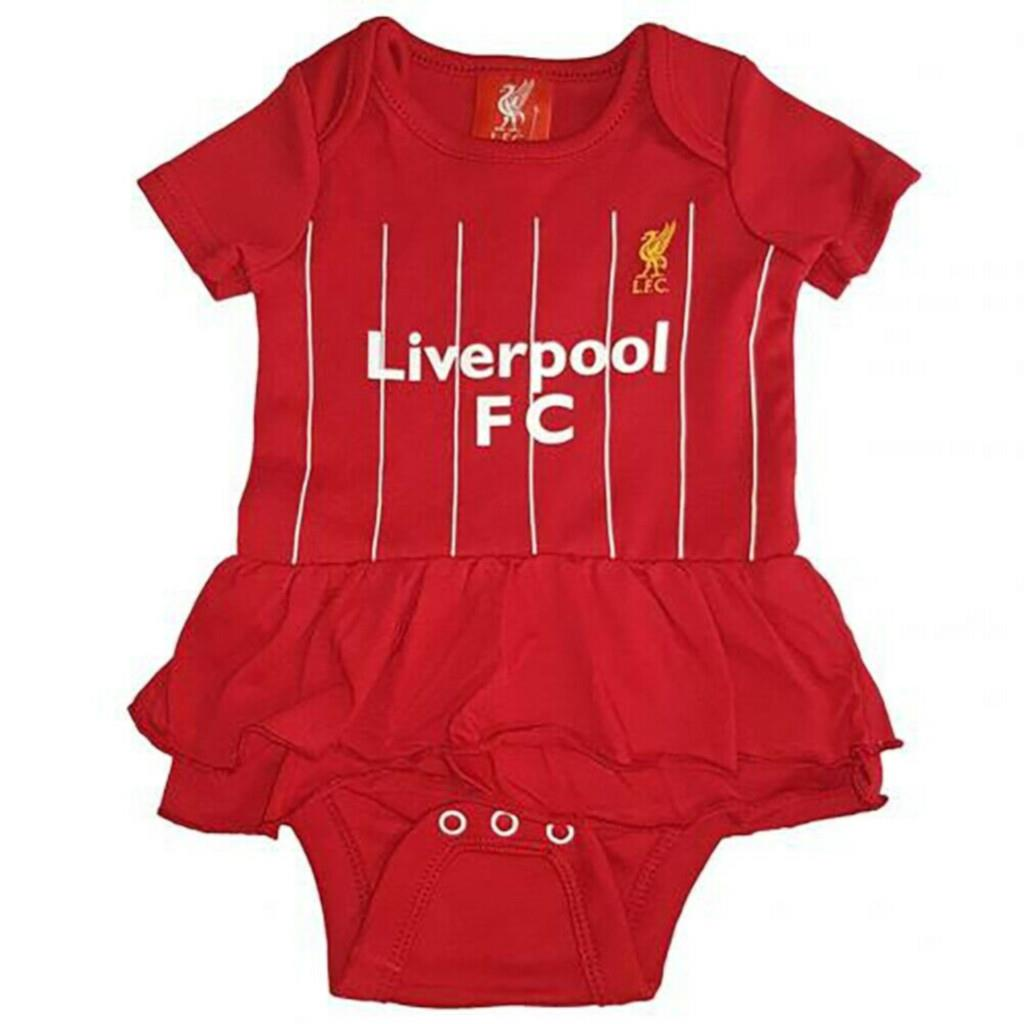 outlet store 64957 b5f45 Liverpool FC Baby Girls Kit Tutu | 2019/20 Season